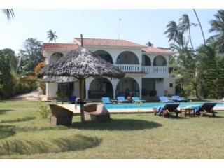 The villa with makuti shades and swimming pool - Exclusive 400sqm villa Divine Dove On the beach - Diani - rentals