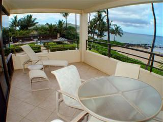 Lanai2 - Beachfront at Polo Beach Club Wailea-Makena Maui - Wailea - rentals