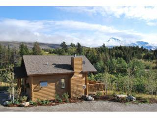 Divide Pinnacle.JPG - Glacier Park Pinnacle Cottages - East Glacier Park - rentals