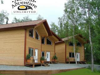 Alaska Adventure Unlimited Chalets - Wasilla Accommodations Luxury 2 Bed/2 Bath Chalets - Wasilla - rentals