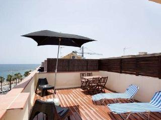 Apartment in the beach Terraze - Barcelona vacation rentals