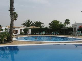 the heated pool - 135  'La Burbuja' Our villa in the sun. - Golf del Sur - rentals