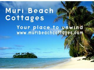 Muri Beach Cottages - Cook Islands vacation rentals