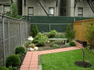 Spectacular Garden Arpartment in historical Harlem - New York City vacation rentals