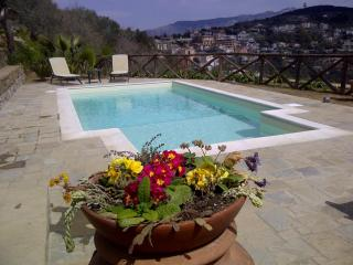 Villa Amolu - Quality villa with private pool - Campania vacation rentals