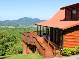 Angels Rest 2013 Top Vacation Rental, SEPT SPECIAL - Wears Valley vacation rentals