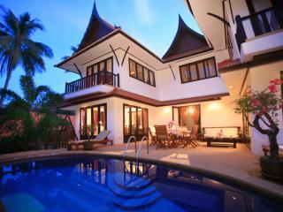 Luxurious Villa set in a true Oasis in Koh Samui . - Choeng Mon vacation rentals