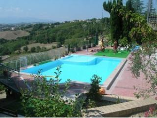 Three autonomus apartments  with an outstanding view - Macerata vacation rentals