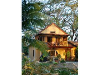 VIEW OF HOUSE FROM - Beautiful Beach Front Rental - Montezuma - rentals