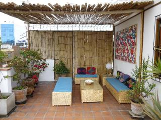 Top Floor 645 Ft2,terrace 430 Ft2 on 3 Story House - Peru vacation rentals