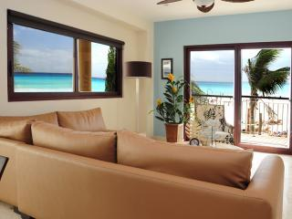 New Luxury 4 bed/3 bath Oceanfront!!! (EFS208) - Yucatan-Mayan Riviera vacation rentals