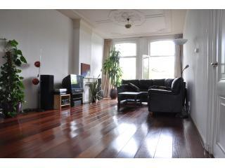 Living Room Seating Area - Amsterdam Royal Canal View Apartment - Amsterdam - rentals