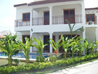 View from the front - 6 bedroom house with private pool - Hua Hin - rentals