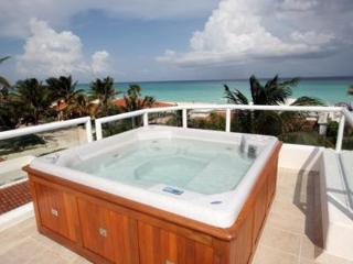 Millon Dollar View Beachside Villa - Azul Caribe - Playa del Carmen vacation rentals