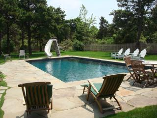 Private Heated Pool - Beautiful Home on Private 3 Acres with Heated Pool - Nantucket - rentals