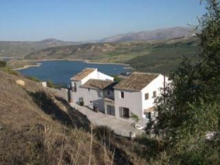 Finca del Cielo.JPG - 2 bedroomed cottage overlooking Lake of Andalucia - Iznajar - rentals