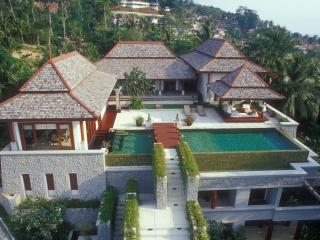 Stunning 7 bedroom villa with pool, chef, transport - Surin Beach vacation rentals