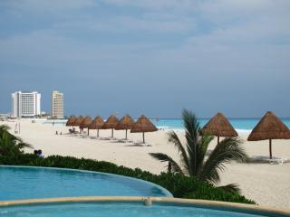 2013 Sale Prices Beach Front Luxury 3 BR 3 Bth - Cancun vacation rentals