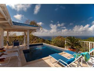 Blue Agave Villa -Dazzling Sunset, Pool, Ocean View - Chocolate Hole vacation rentals