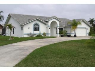 4.JPG - CASA MANATEE, Pool Mansion, Gulf Access Canal - Cape Coral - rentals