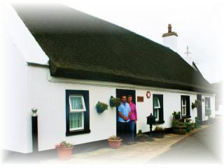 Fools Haven Thatched Cottage - Co Antrim - Northern Ireland vacation rentals