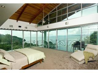 Master Suite with Panoramic Ocean Views - Ocean Views - Summer Discounts Now through August! - Manuel Antonio - rentals