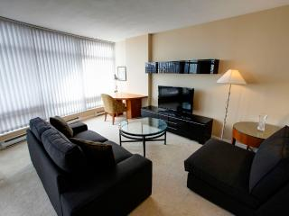 Fully furnished suites in Downtown Vancouver. - Vancouver Coast vacation rentals