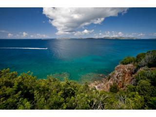 Only a portion if the huge, wide vewi from Serenity - Serenity - Maria Bluff St John US Virgin Island - Saint John - rentals