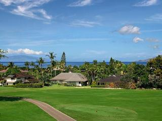 Luxurious Grand Champions #162 -- Ocean View! - Wailea vacation rentals