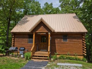 Charming Log Cabin;  Romantic! -- - Branson vacation rentals