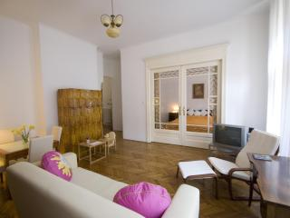 City center, family friendly flat with free wi-fi - Budapest & Central Danube Region vacation rentals