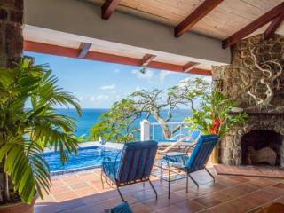 The Enchanting, Emerald Hill Villa - 270° view - Marigot Bay vacation rentals