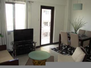 3 bed apartment with 2 balconies overlooking pool - National Capital Region vacation rentals