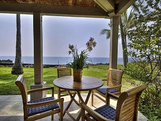 Groundfloor Oceanfront Unit - Kailua-Kona vacation rentals