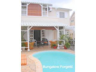 VerandaSwimming Pool.JPG - Bungalow Forgetti  Mauritius Private Swimming Pool - Trou aux Biches - rentals