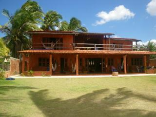 Beach house right at the waterfront - Beach House, Kite-Surfing in Baleia, Ceara, Brazil - Itapipoca - rentals