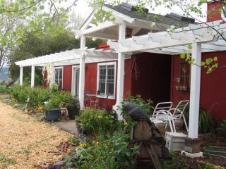 Entrance - Country Garden Cottage a flower filled escape! - Healdsburg - rentals