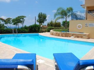 ZEUS SUBLIME- 5 bedrm villa Own large pool Privacy - Coral Bay vacation rentals