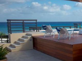 Aldea Thai Beachfront, 2 Bdrm Penthouse in Front! - Playa del Carmen vacation rentals