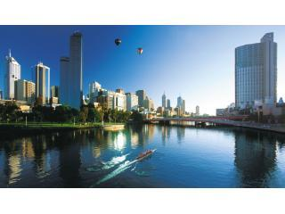 Melbourne Skyline - Melbourne Sub-Penthouse Apartment- Melbourne Tower - Melbourne - rentals