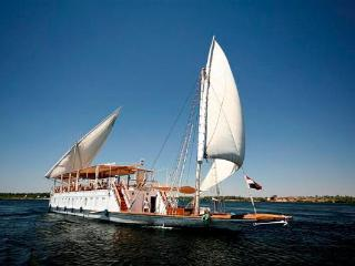 DAHABEEYAH PRINCESS DONIA  -  Nile Cruise - Nile River Valley vacation rentals