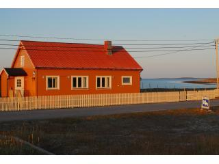 The former Chapel has two flats - Ecotourism accommodation close to birdlife - Finnmark - rentals