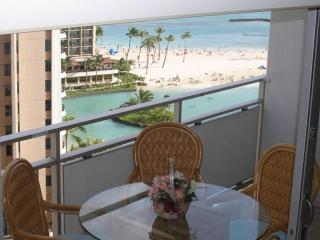Gorgeous Beachfront Condo!  Great Value all year ! - Waikiki vacation rentals
