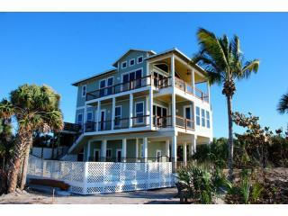 The Green Flash - True Beachfront with Pool - North Captiva Island vacation rentals