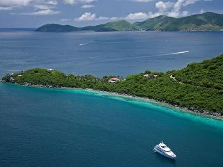 Ocean Front Mediterranean Villa with Private Dock - Tortola vacation rentals