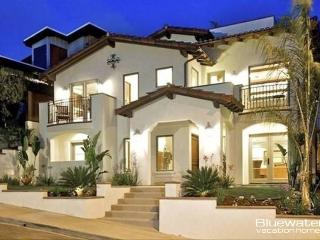 Villa Pacifica - Ocean View Luxury Vacation Rental - San Diego County vacation rentals