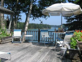 SWAN ISLAND COTTAGE WITH OCEAN VIEW/PET FRIENDLY - Swans Island vacation rentals