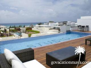 STUDIO ONE, 2 BEDROOMS, OCEAN VIEW TERRACE! PLAYA - Playa del Carmen vacation rentals