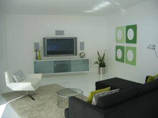 Living Room - Mid-Century Modern vacation home - Palm Springs - rentals