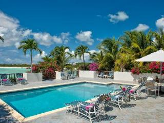 Villa Vieux Caribe offers a private pool terrace overlooking the ocean & easy access to Taylor Bay - Providenciales vacation rentals
